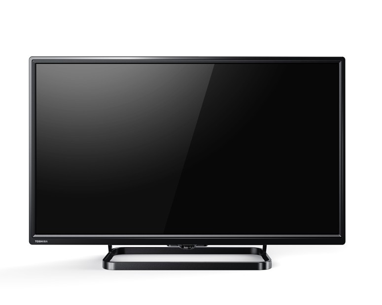 Toshiba LED TV 24 Inch HD with 1 USB and 2 HDMI Inputs 24S16