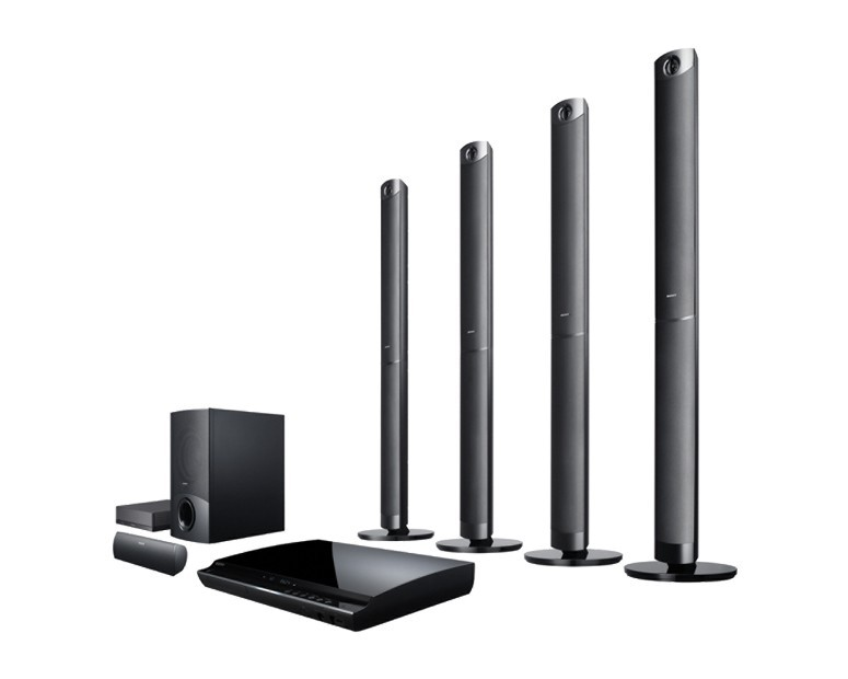 Sony Home Theater System Wireless 5.1ch DVD DAV-SZ1000W Sony