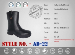 Safety Shoes Boot Models AD-22