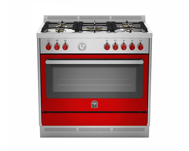 La Germania Cooker Prima 5 Gas Burners 90x60