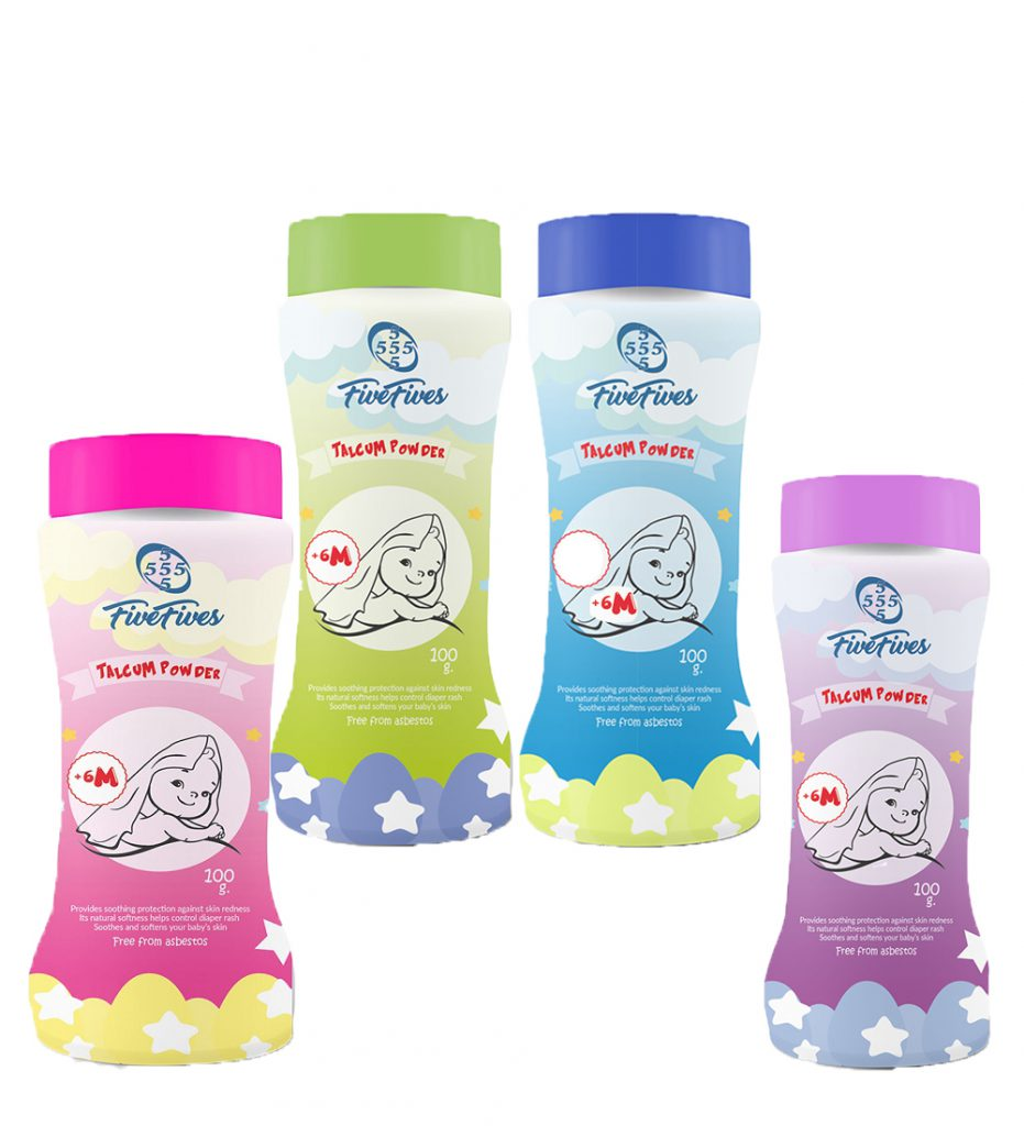 BABY TALCUM POWDER - Baby Care Products