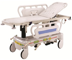 E-1-1 Pukang Four functions luxurious hydraulic stretcher
