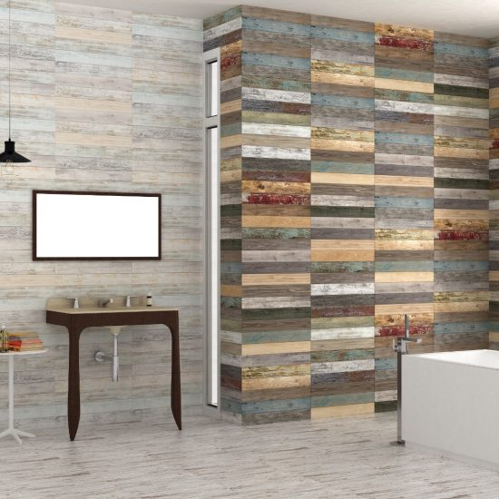 CERAMIC WOOD EFFECT 25x60 BRICO