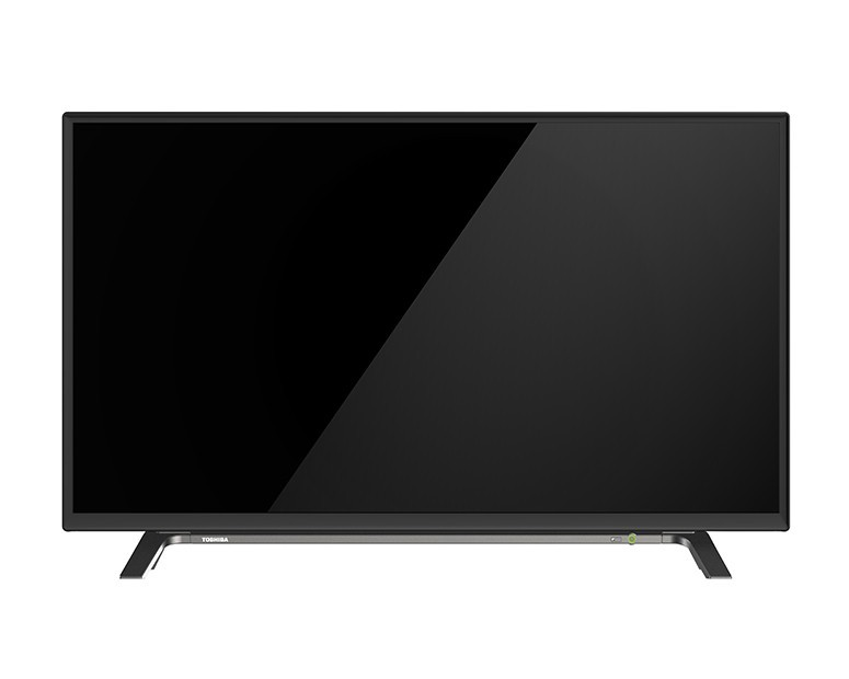 Toshiba LED TV 40 Inch Full HD with 1 USB Movie and 2 HDMI