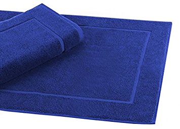 BATH MAT ROYAL BLUE 50*70