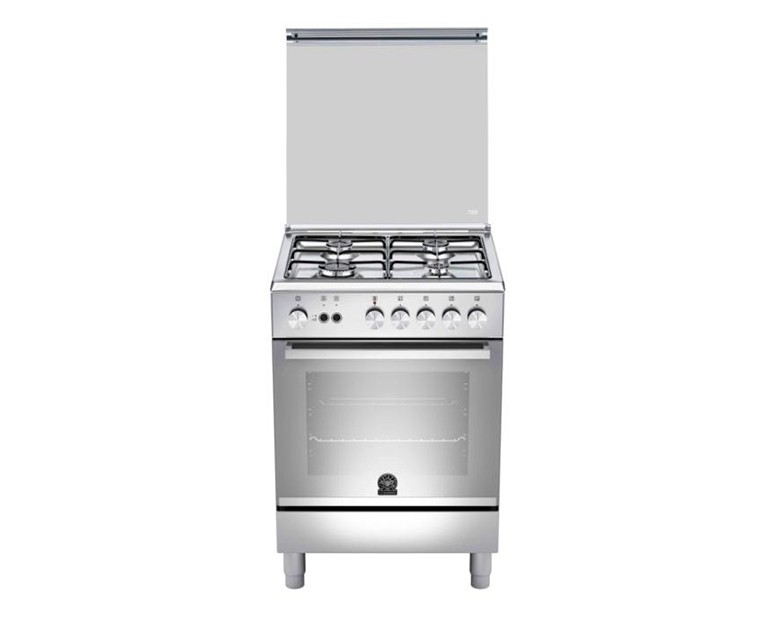 La Germania Cooker 4 Gas Burners Stainless 60x60 with Grill