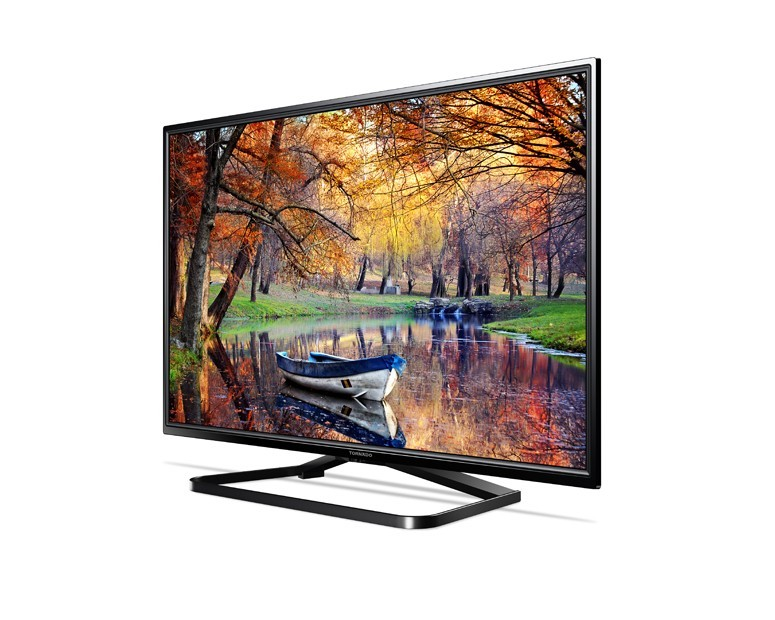 Tornado LED TV 32 Inch HD with 1 USB Movie and 2 HDMI 32EL72