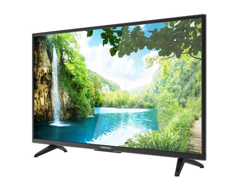 Tornado LED TV 32 Inch HD with 1 USB Movie and 2 HDMI 32EL7