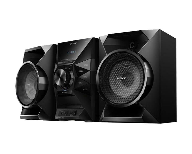 Sony Hi-Fi System 470 watt with NFC and Bluetooth MHC-ECL77B
