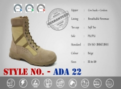 Safety Shoes Boot Models ADA-22