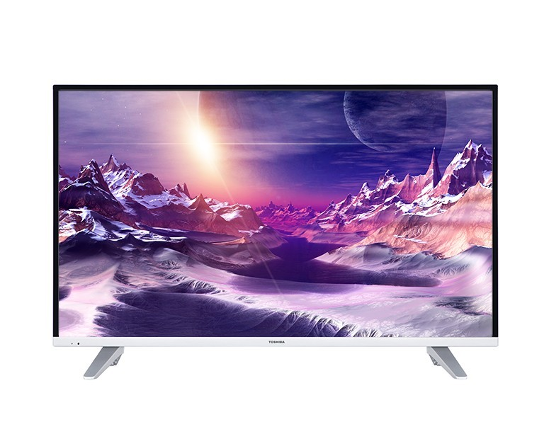 Toshiba Smart LED TV 43 Inch Full HD with Built-in Receiver