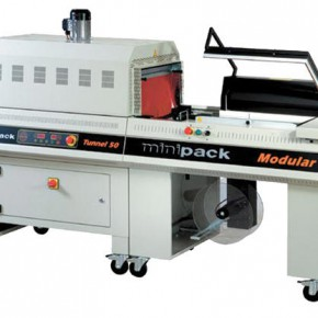 Shrink Machines Modular And Tunnel