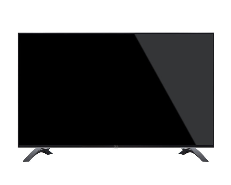 Toshiba LED TV 55 Inch Full HD with Built-in Receiver & 2USB