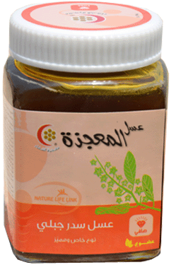 PURE MOUNTAIN SIDR HONEY